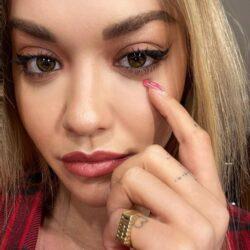Singer Rita Ora Sexy Selfies 1