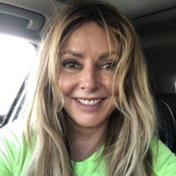 Carol Vorderman Mature Selfie Queen 1