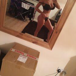 Emma Green Brunette Model babe 3