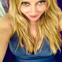 Carol Vorderman Mature Selfie Queen 6