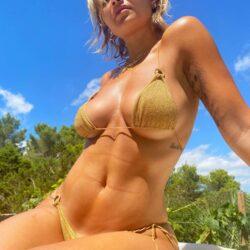 Singer Rita Ora Sexy Selfies 7